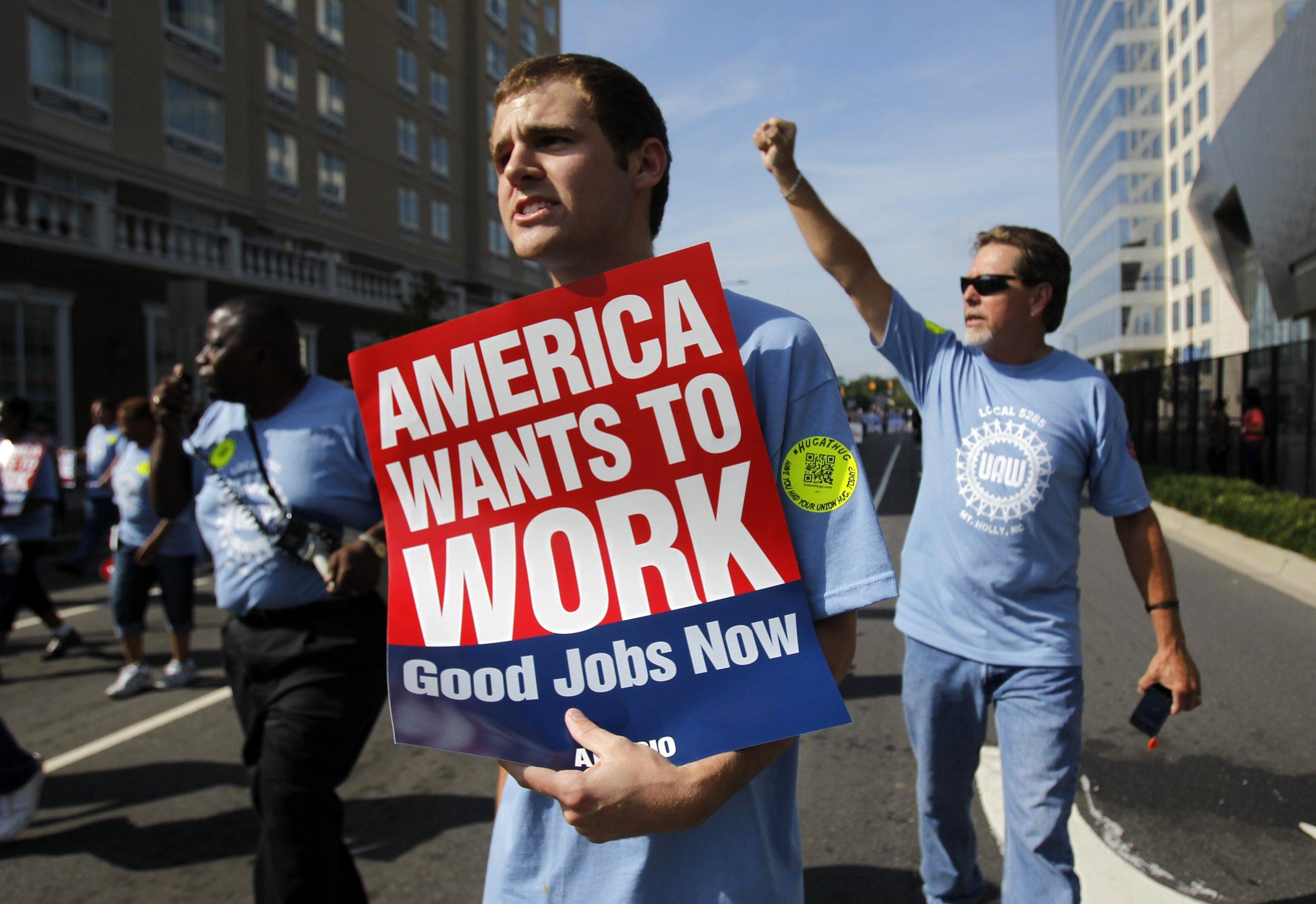 9/4 Labor Day Jobs America