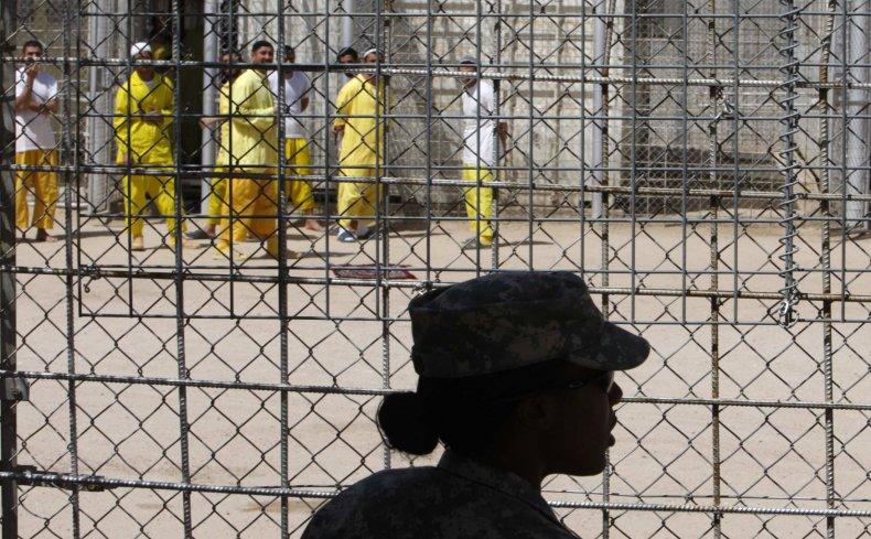 9/4 ISIS Al Baghdadi Camp Bucca