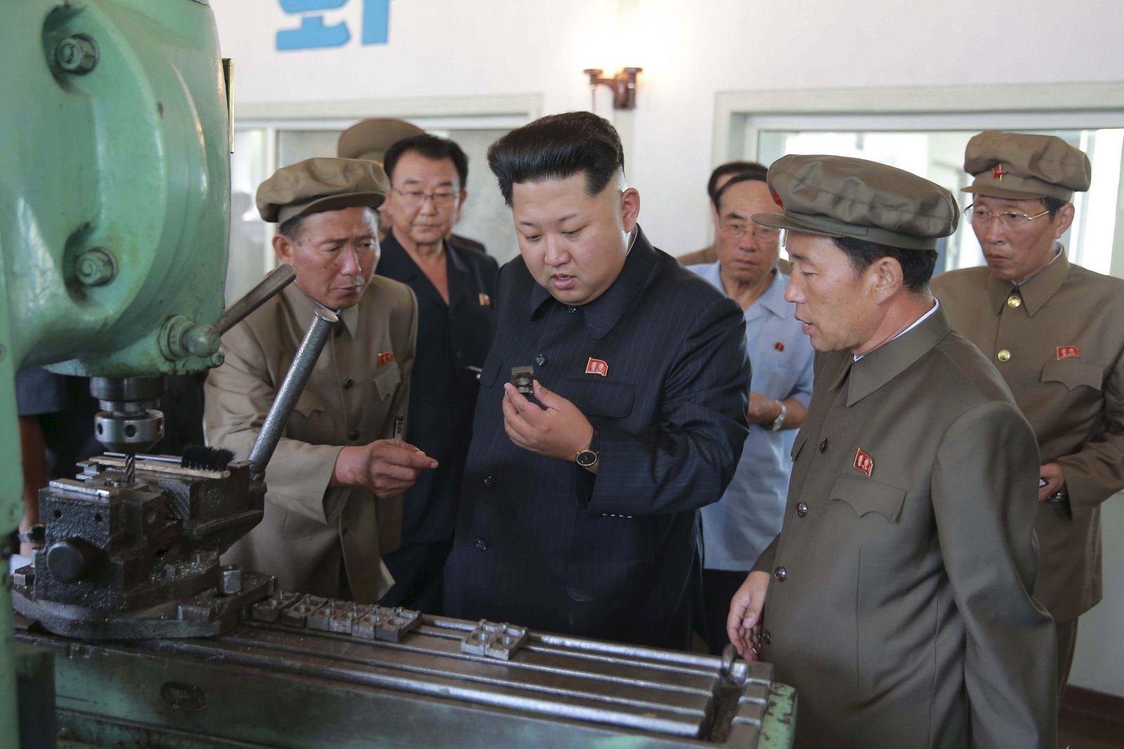 BBC North Korea broadcast