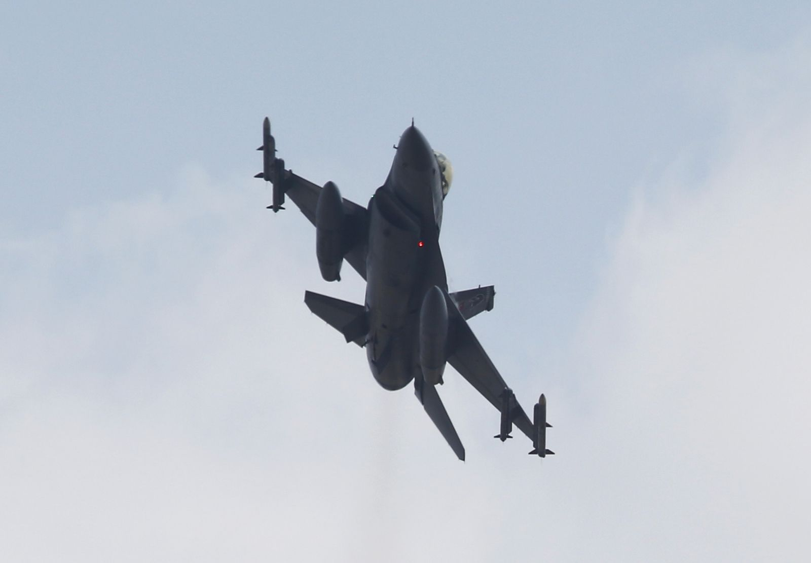 Turkey launches PKK airstrikes