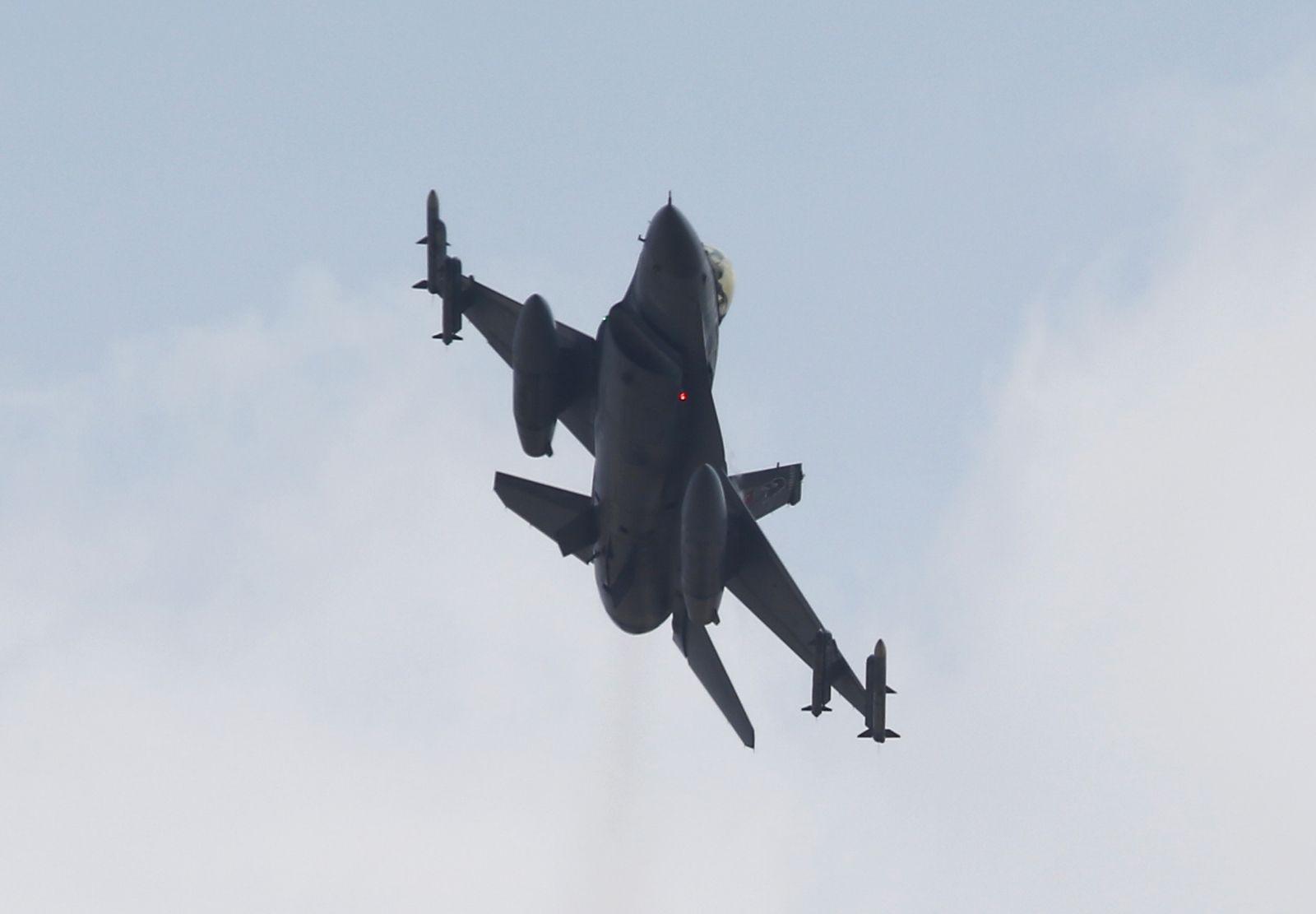Turkey launches PKK airstrikes