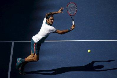 9-7-15 Roger Federer