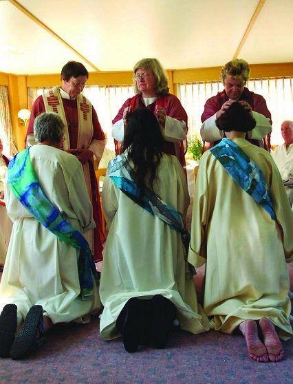 Female priests