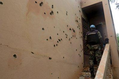 9/7 Terrorist Group Mali