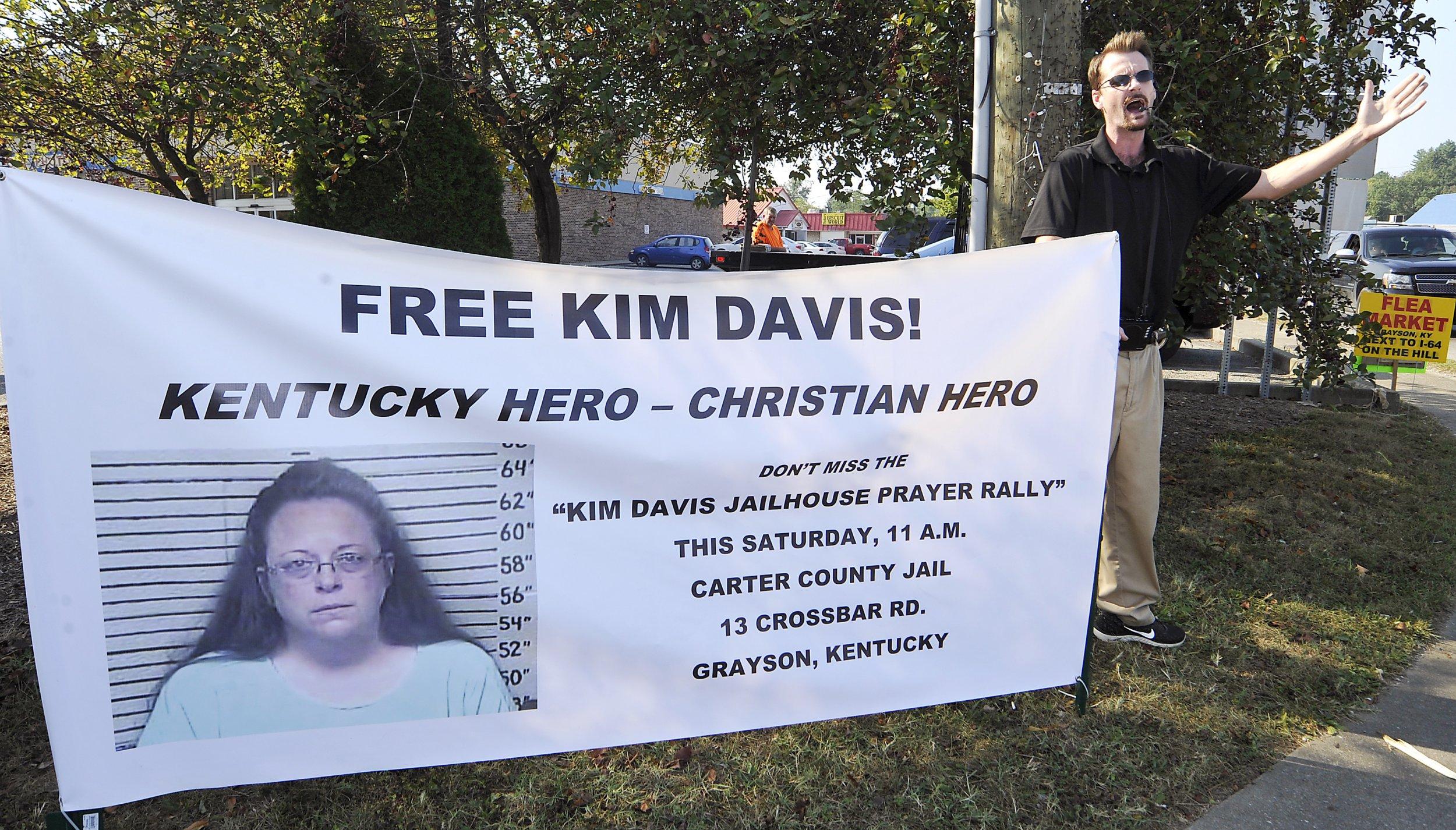 9/7 Kim Davis Kentucky