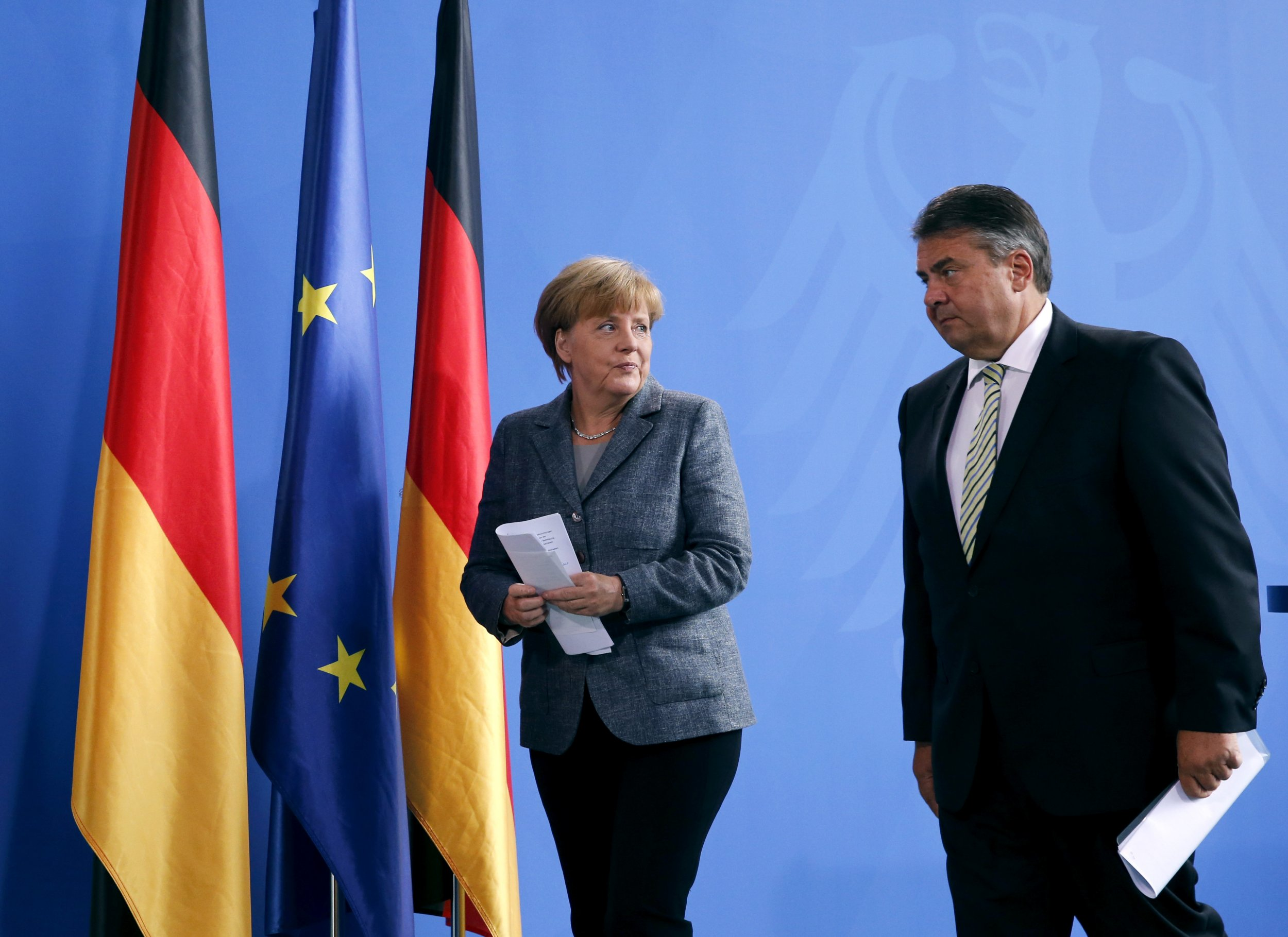 9/7 Merkel Refugees Migrants EU