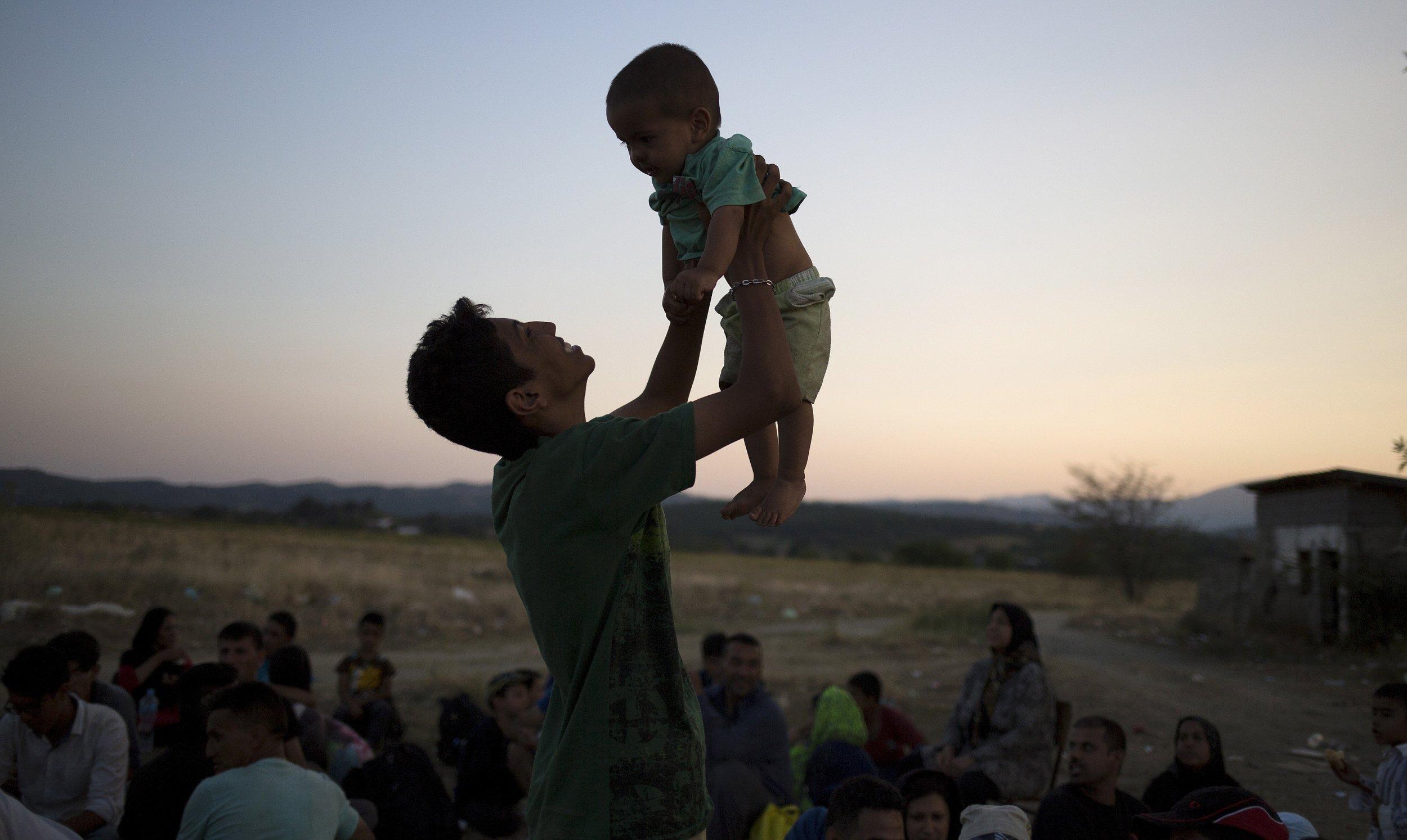 9/7 Afghanistan Refugees Europe