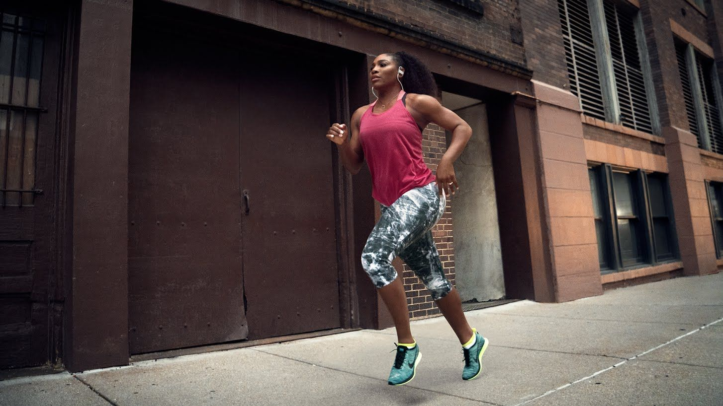 Serena Williams in Beat By Dre advert