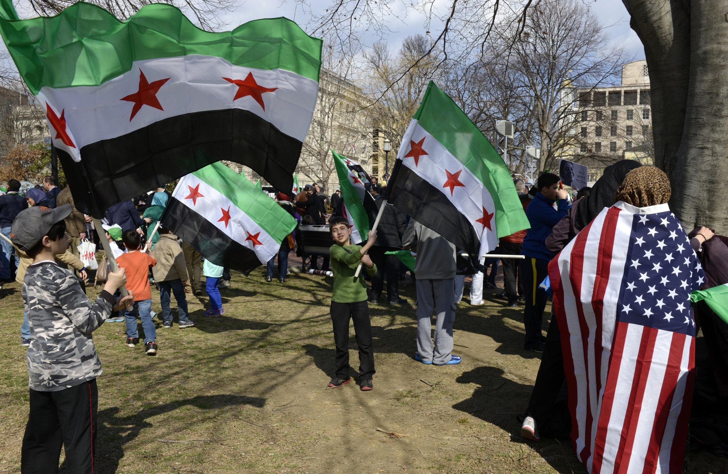 9/7 Syria Refugees United States