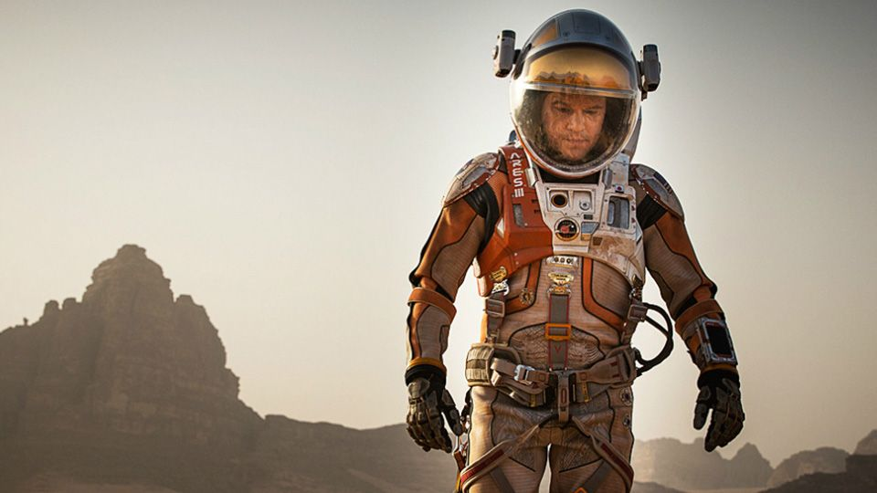 20th Century Fox new film The Martian
