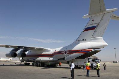 Russia Syria plane