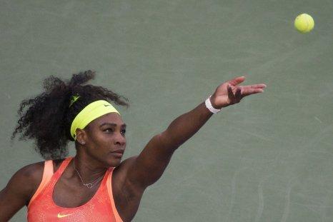 9-8-15 Serena Williams