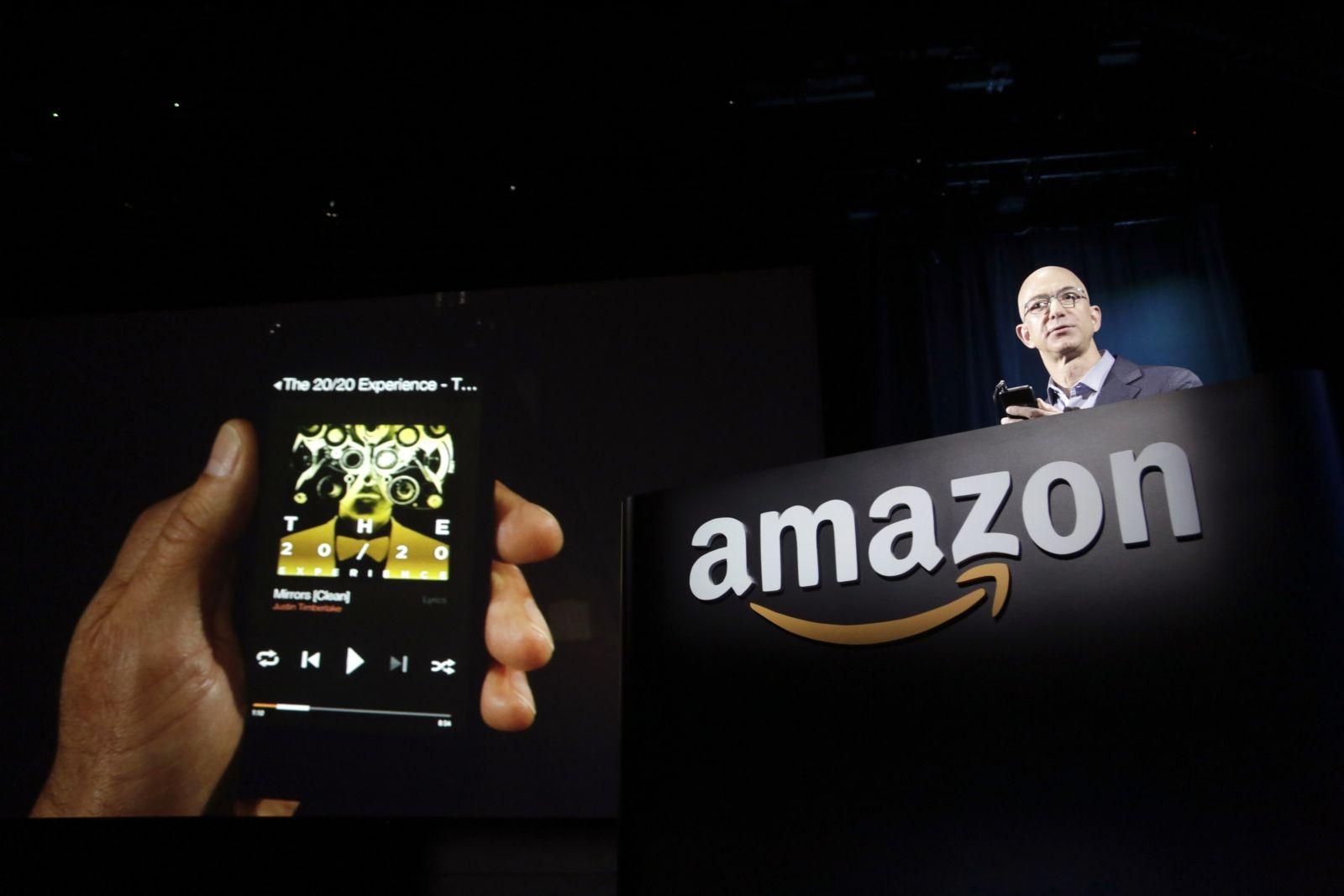 New Amazon Inc. tablet