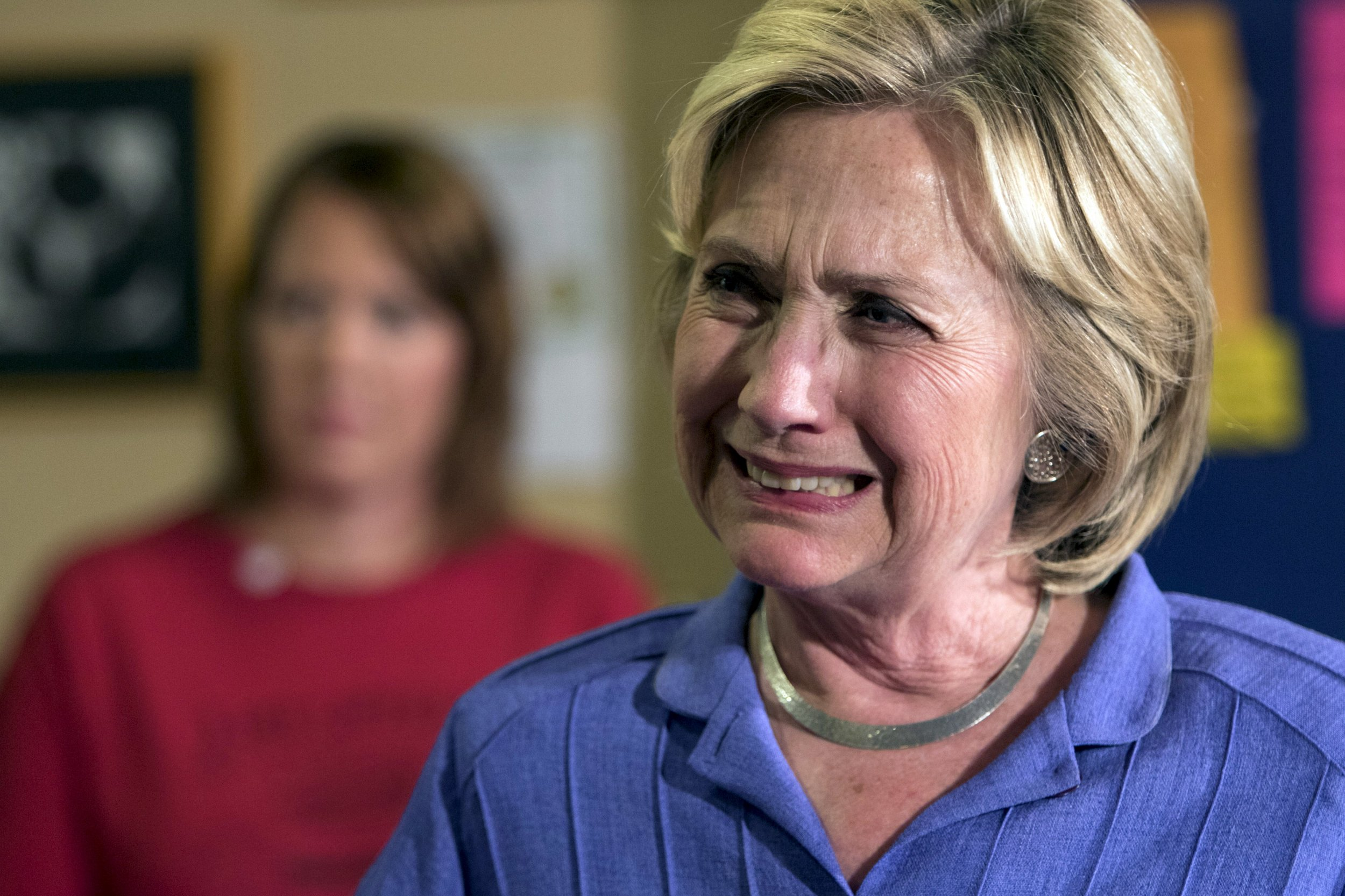 Clinton Campaign Wants to Humanize Hillary