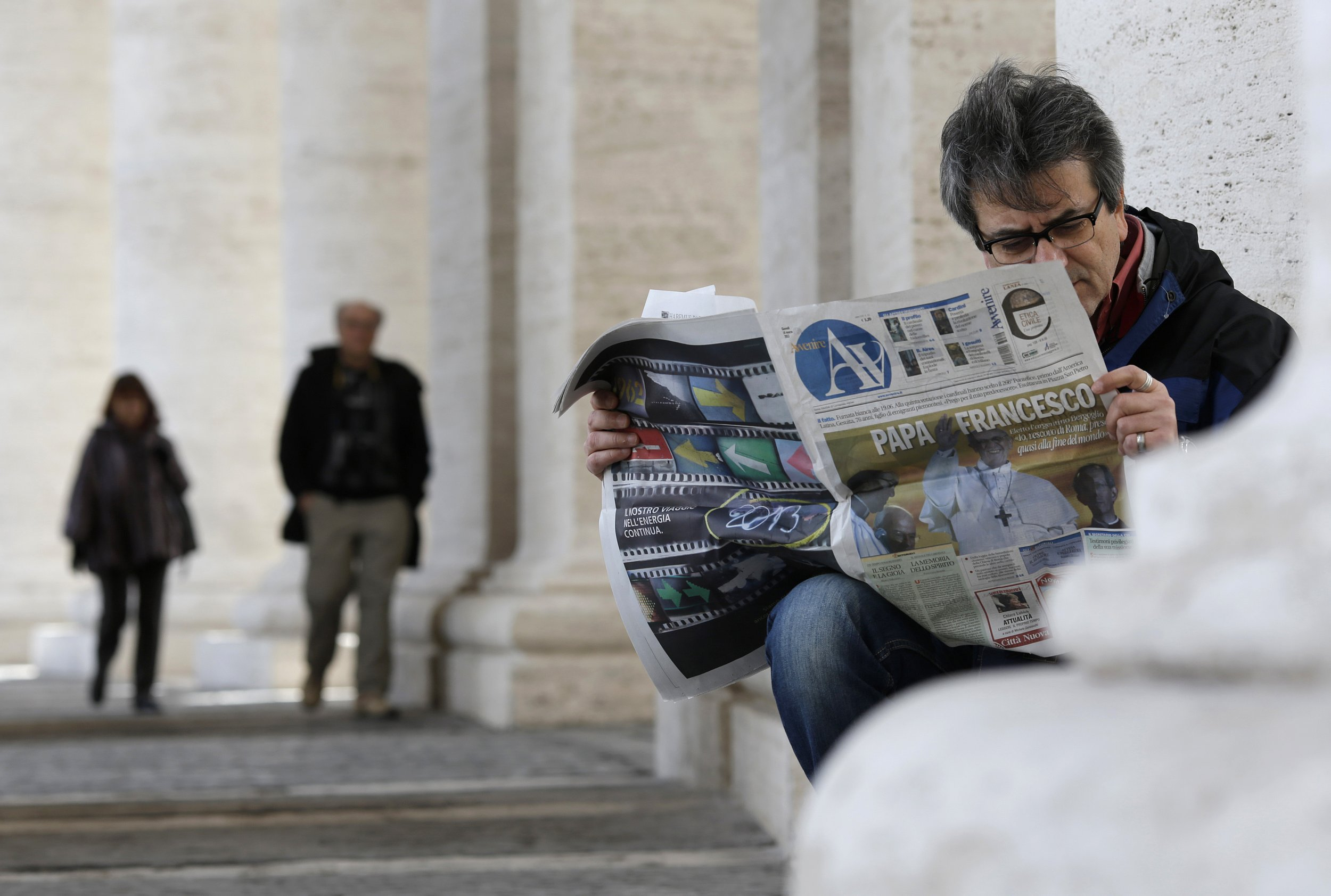 9/9 Pope Francis Media Coverage
