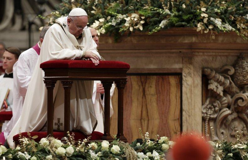 9/9 Pope Francis Catholic Church Reform