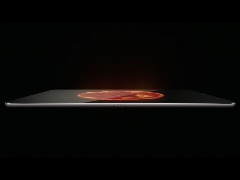 Apple iPad update