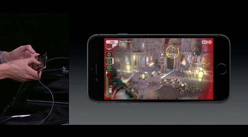 iphone gaming