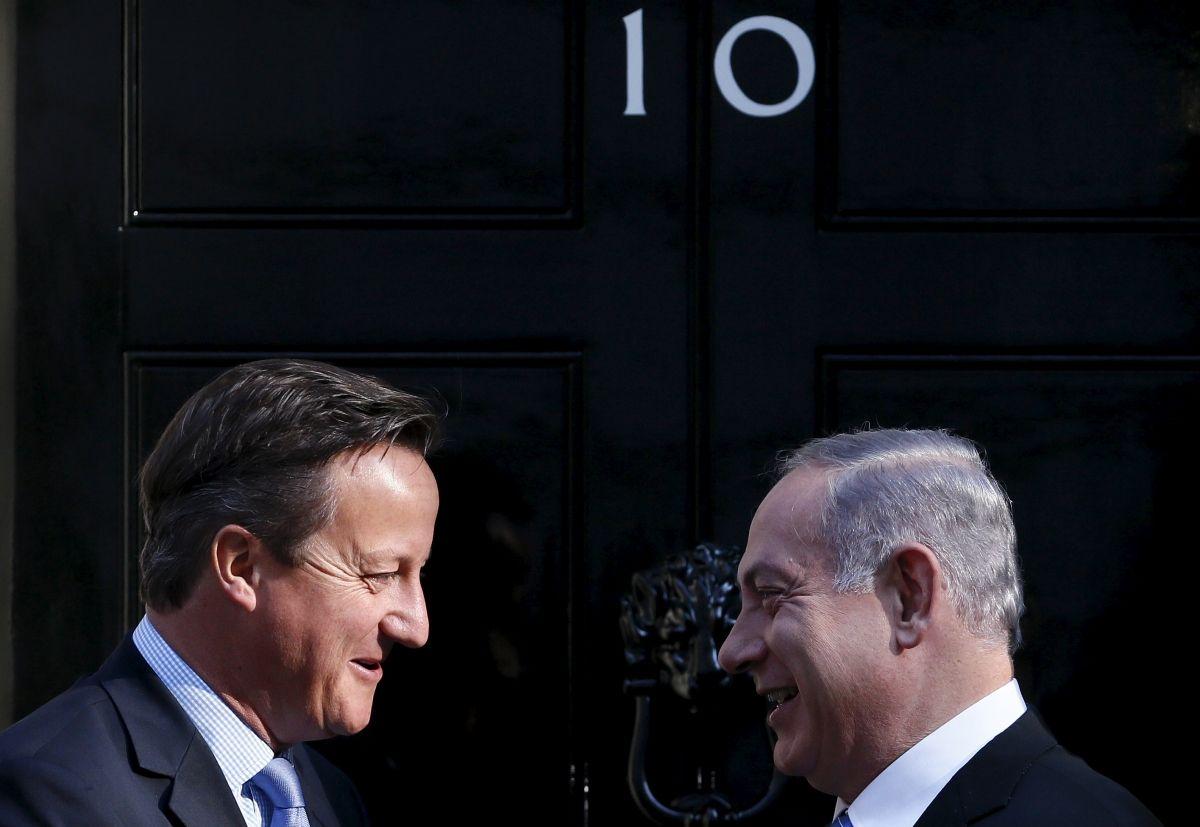 Netanyahu Negotiations Palestinians