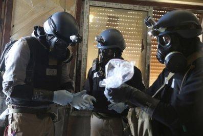 U.N. chemical weapons