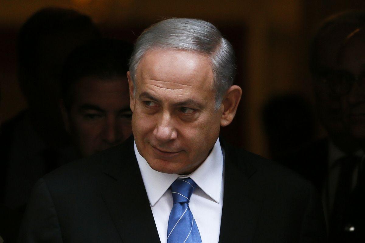 Netanyahu EU Boycott