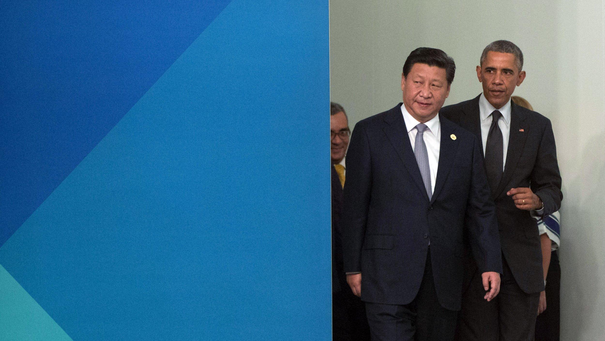 09_11 Xi Jinping Obama China