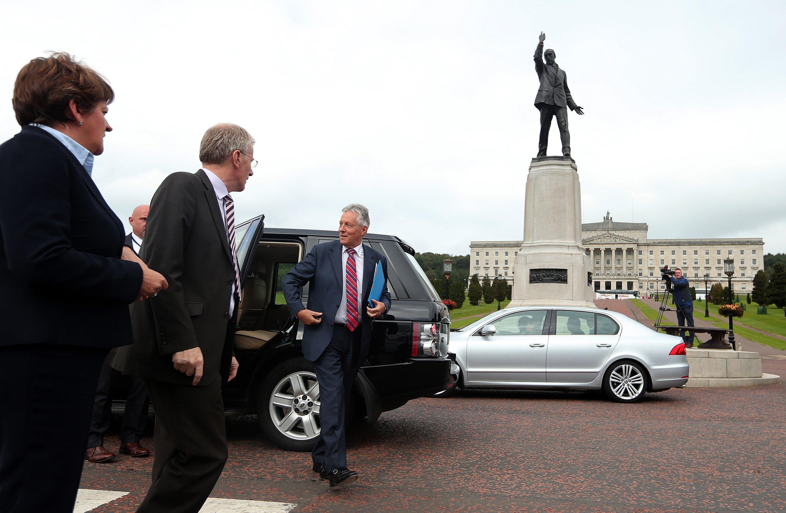 09_11_Northern Ireland IRA Sinn Fein