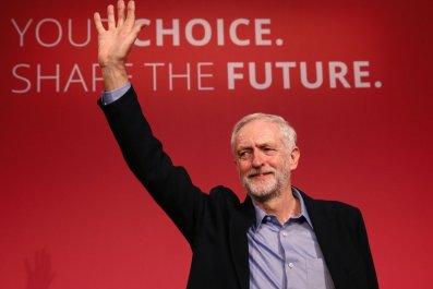 Corbyn Labour Shadow Cabinet