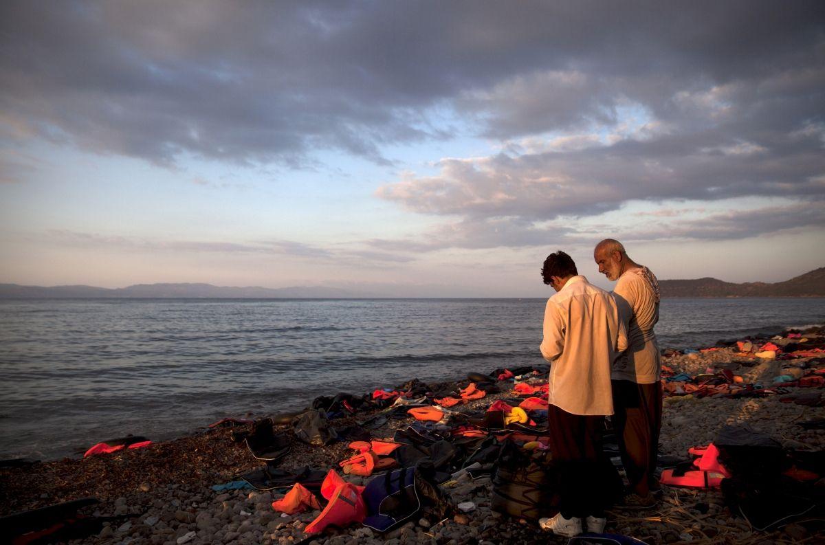 Syria Refugees Middle East EU