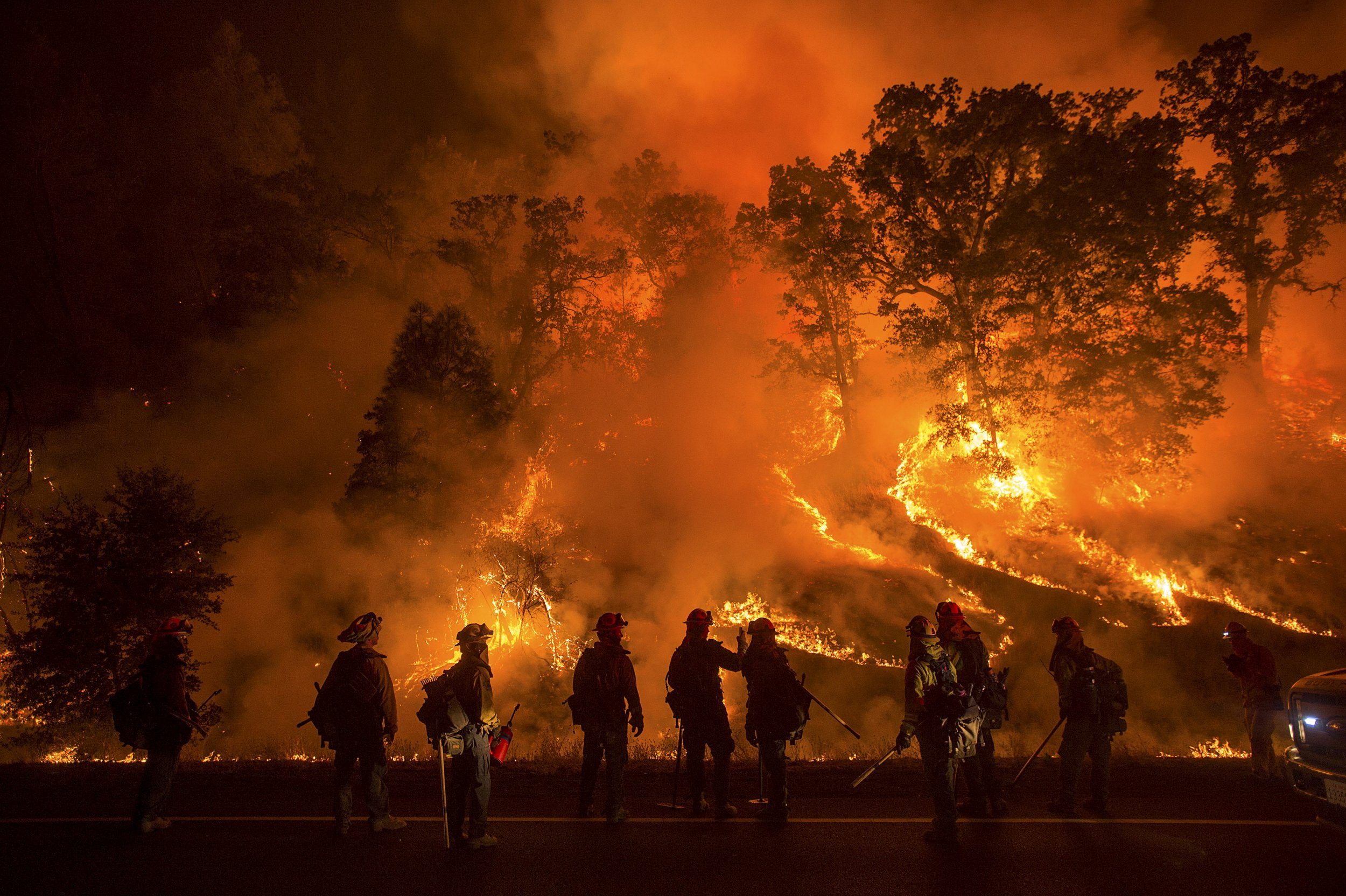 09/14 Valley Fire California Middletown