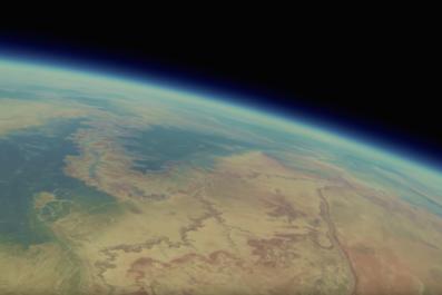 GoPro Camera Grand Canyon