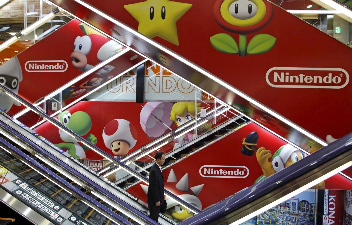Nintendo announce new president