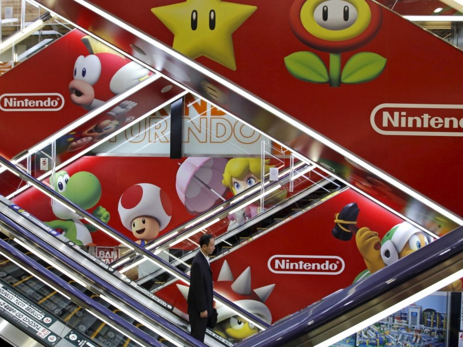 Nintendo Appoints Tatsumi Kimishima as New President