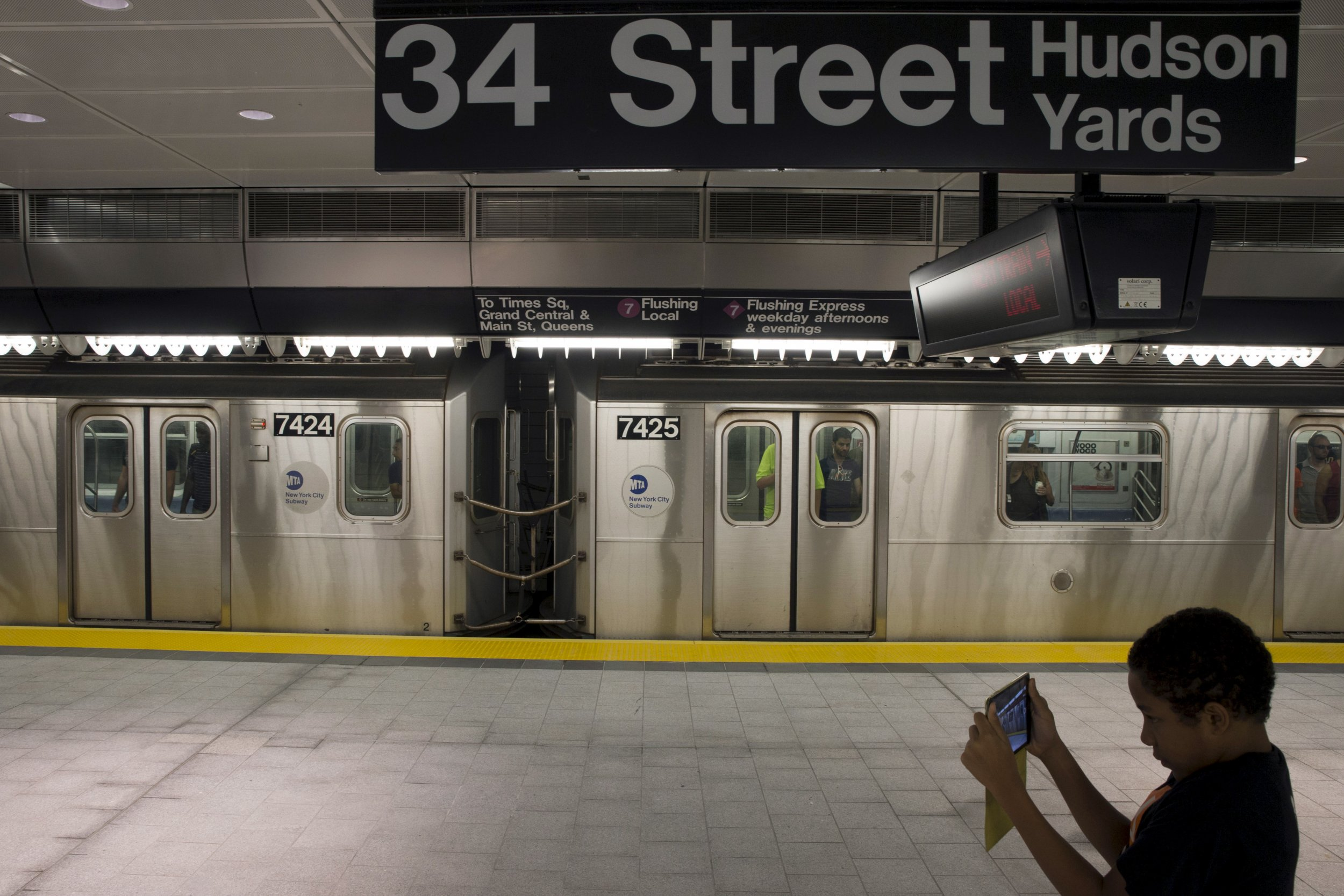 0914_Hudson Yards subway 04