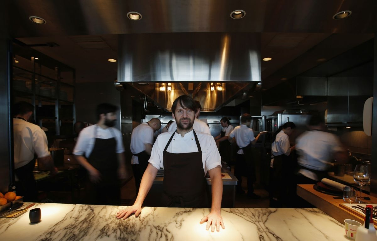 Noma memorable dishes