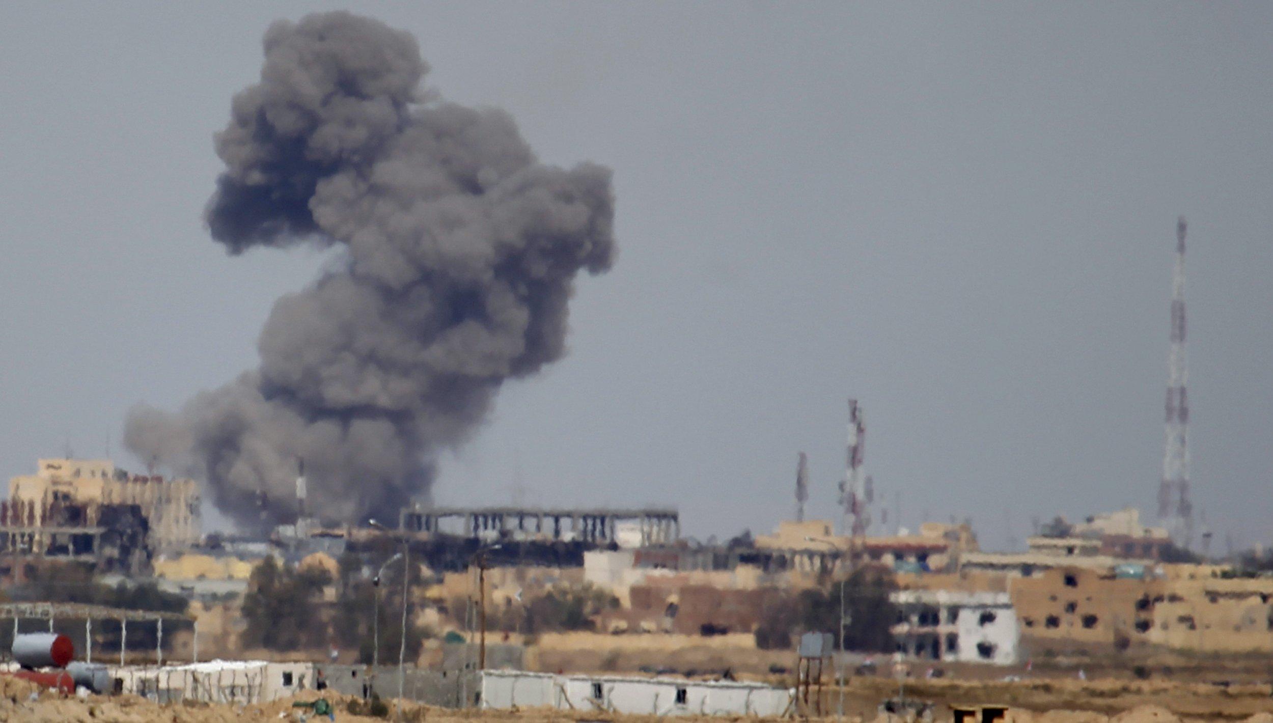 0915_US Airstrikes Islamic State