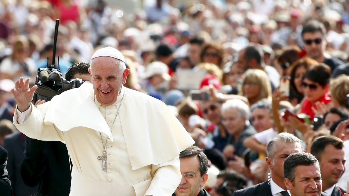 Pope Francis U.S. drone ban