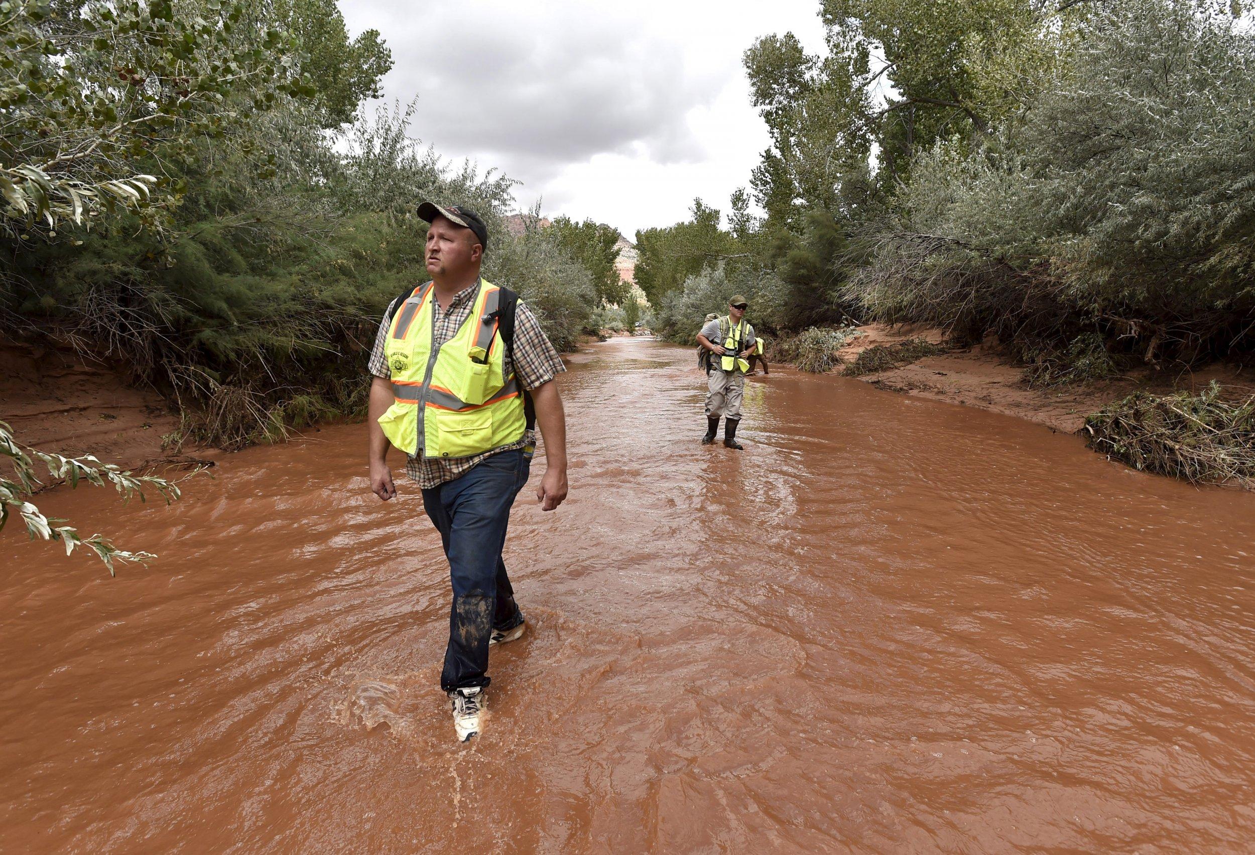 utah flood