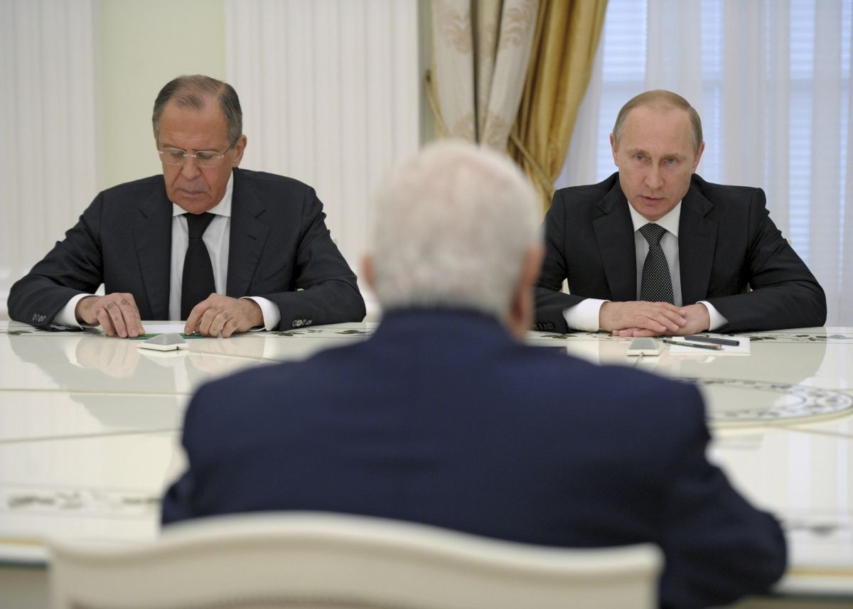 Russia will consider troops if Syria asks