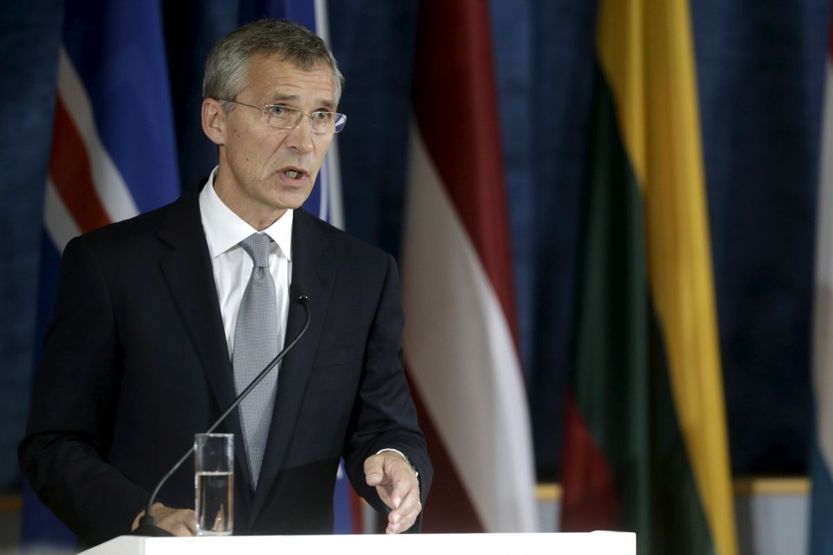 NATO Stoltenberg to visit Ukraine