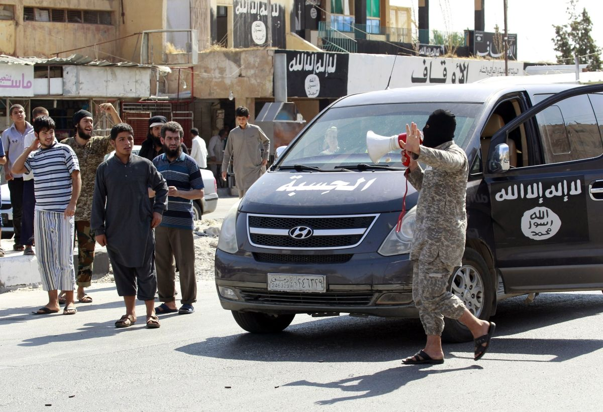 Islamic State Middle East Defectors