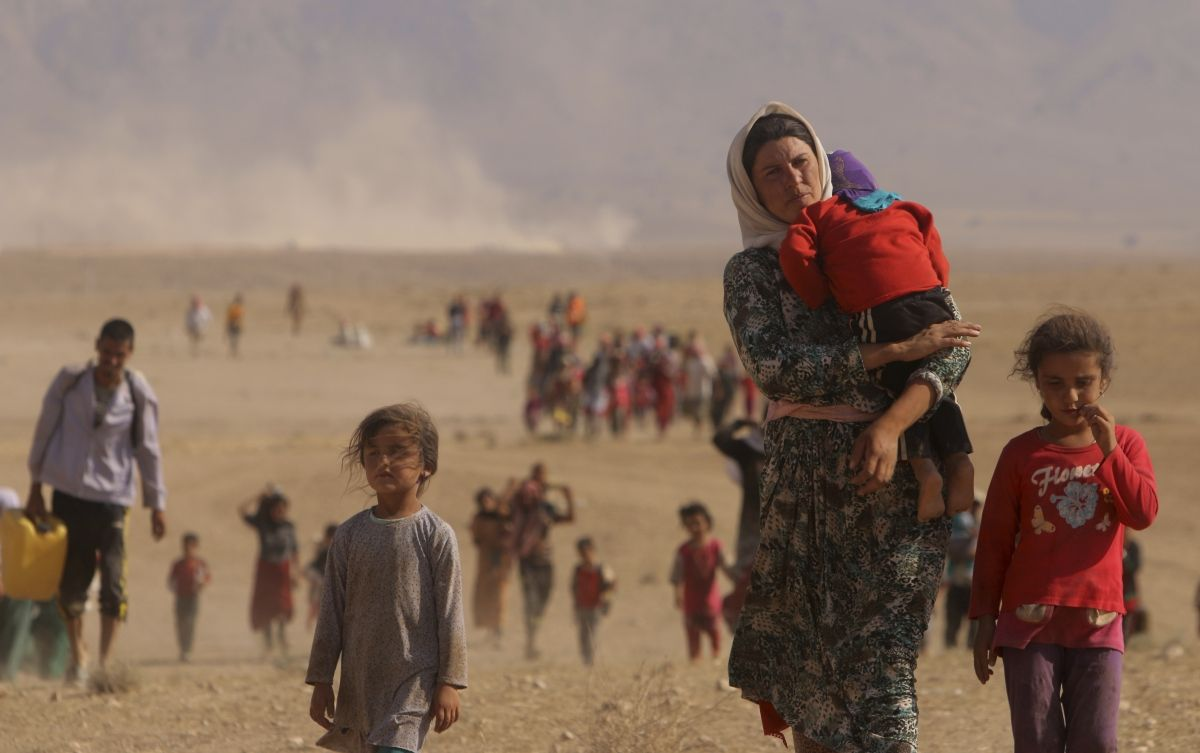 Persecution of the Yazidis