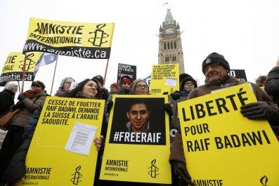 Badawi Saudi Arabia Human Rights Council