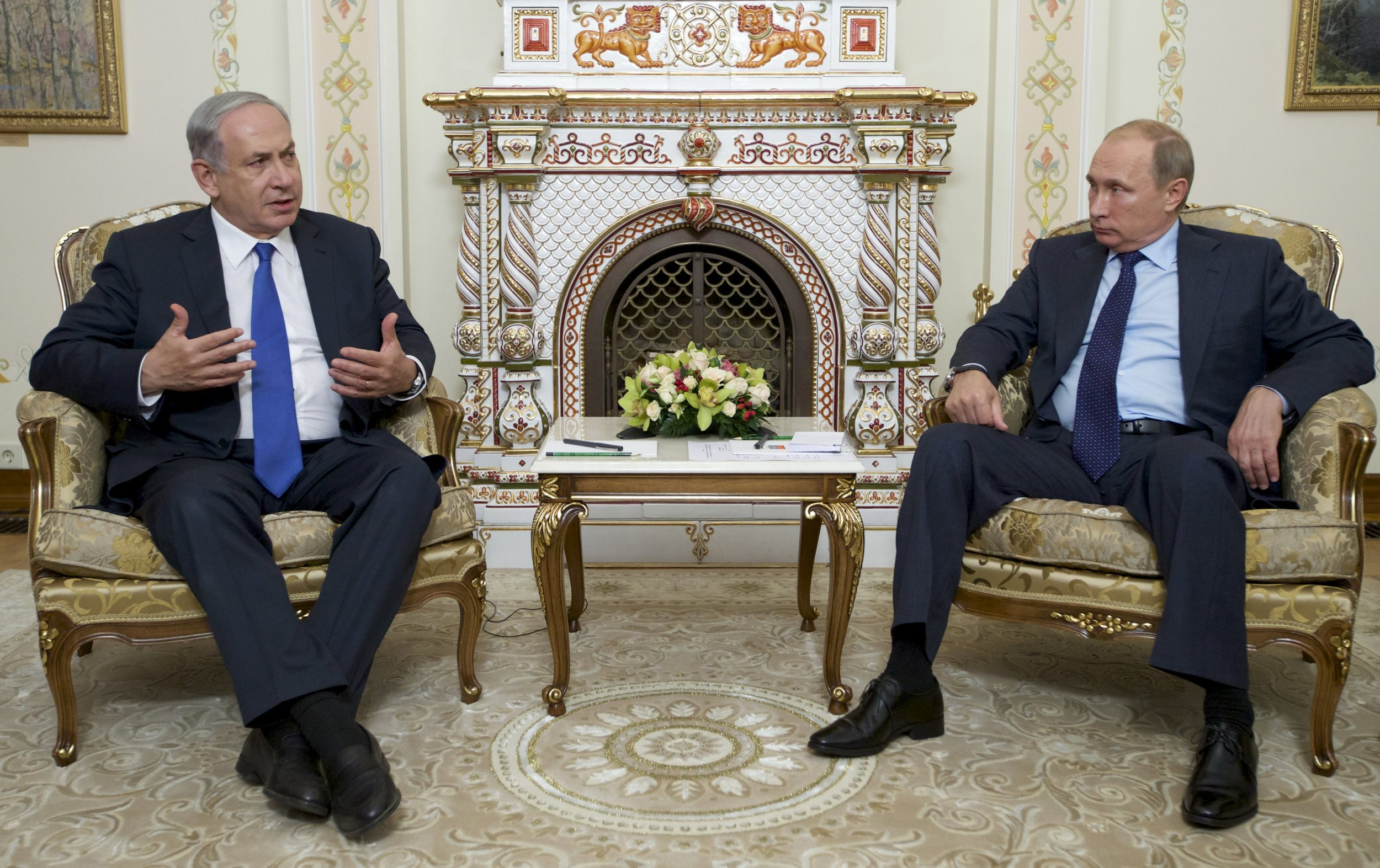 Putin to Netanyahu: Russian Action in Syria Will Be ...
