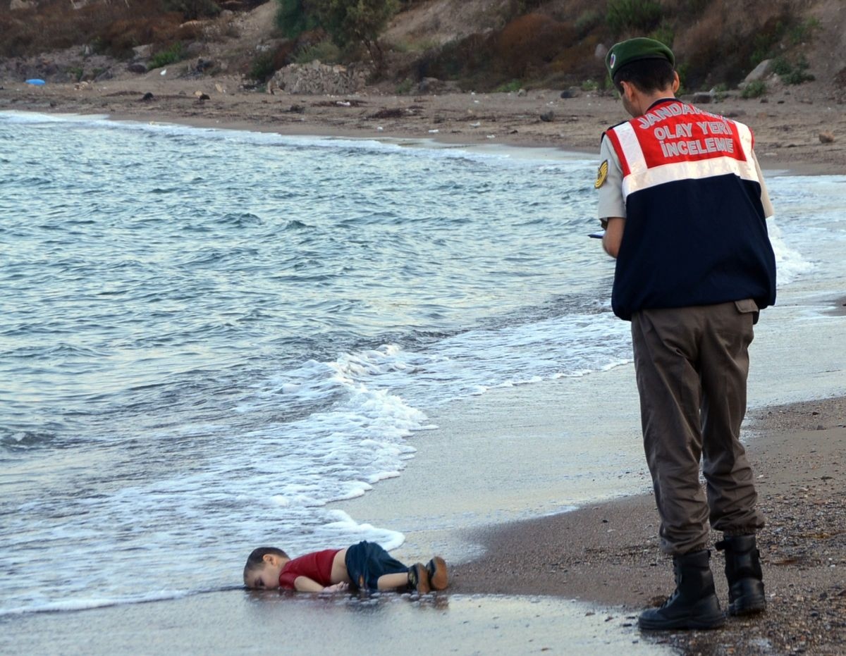 Aylan Kurdi picture