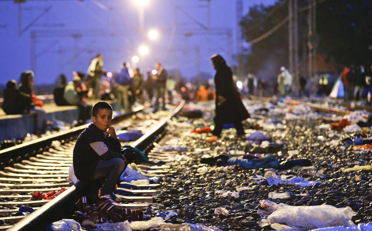 Slovakian PM Refugee Quota Plan