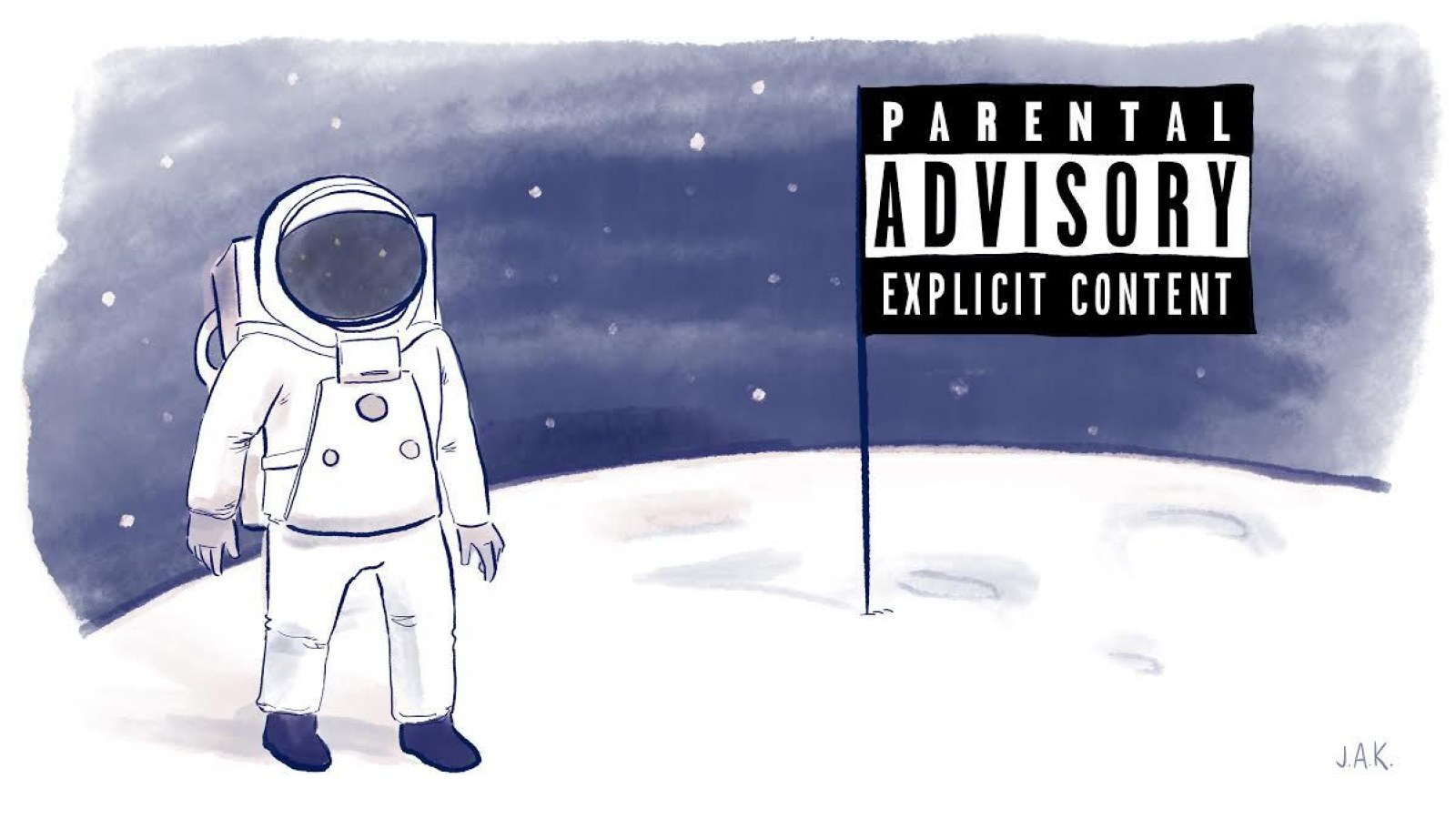 Does the Parental Advisory Label Still Matter?