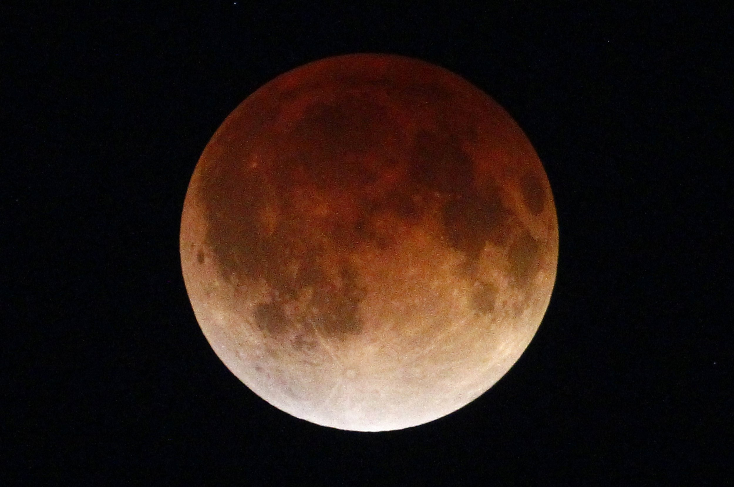 blood moon eclipse rain - photo #17