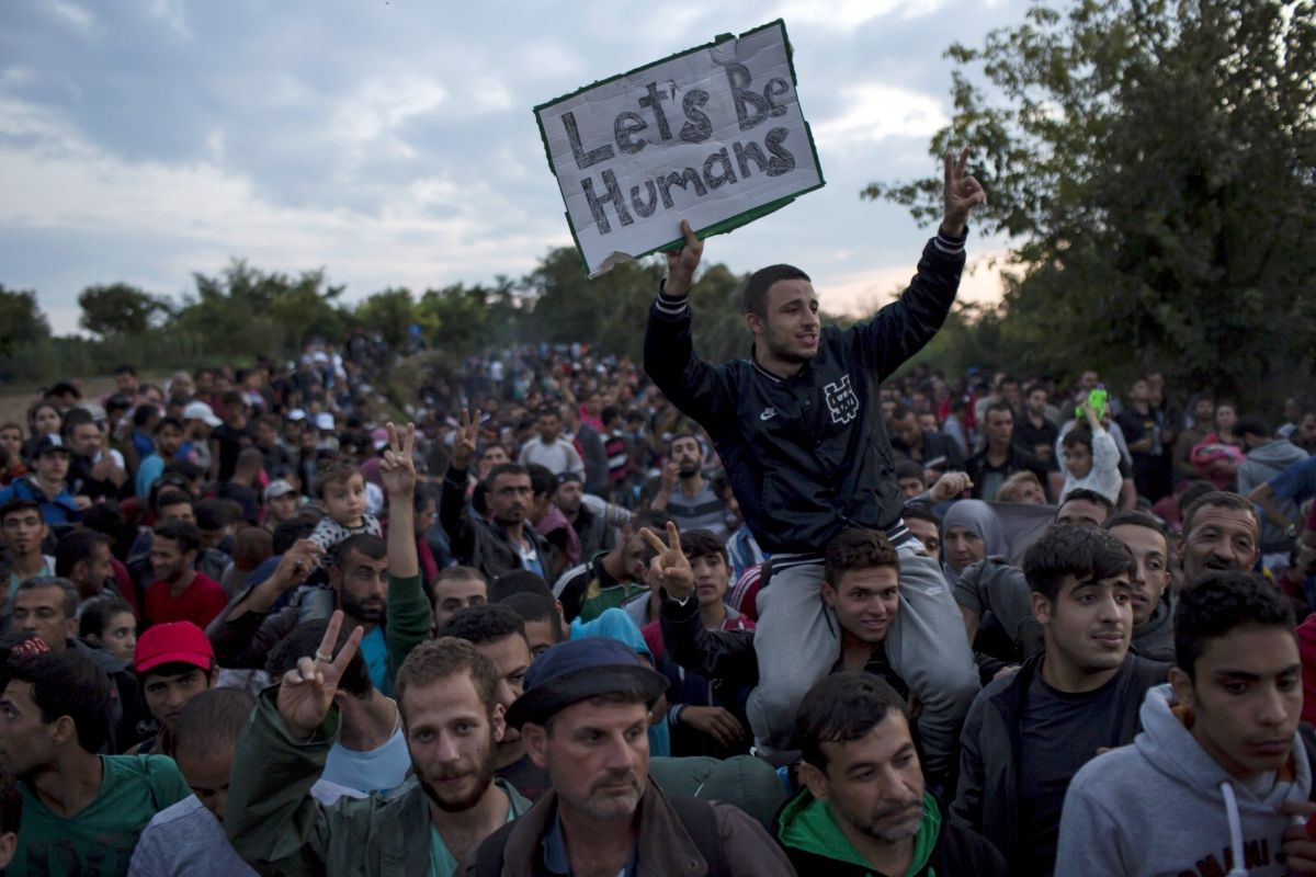 Donald Tusk warning over refugee crisis
