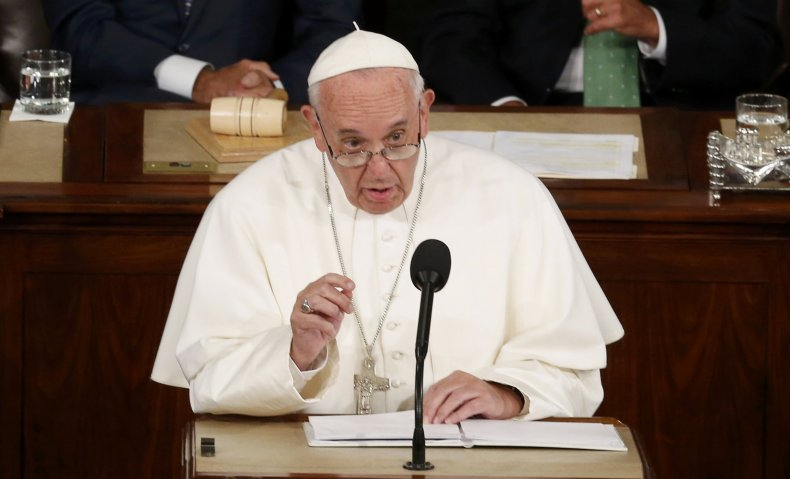 pope francis death penalty